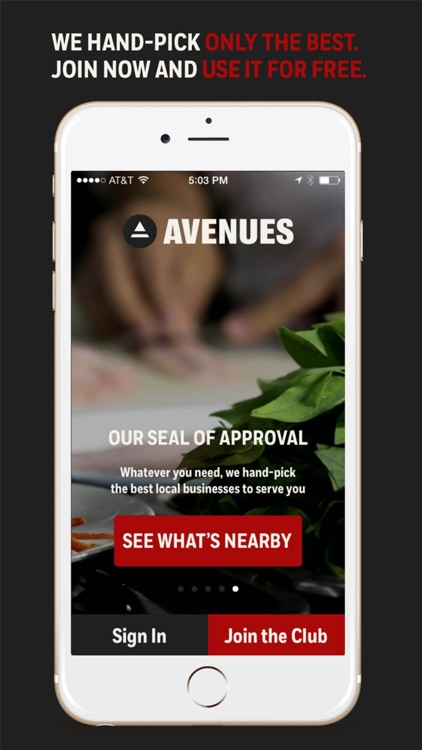 Avenues Club screenshot-4