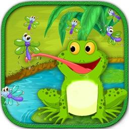 Froggy Fishing Net