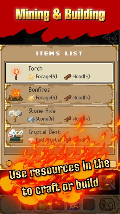 Mystery Dungeon: Roguelike RPG screenshot-3