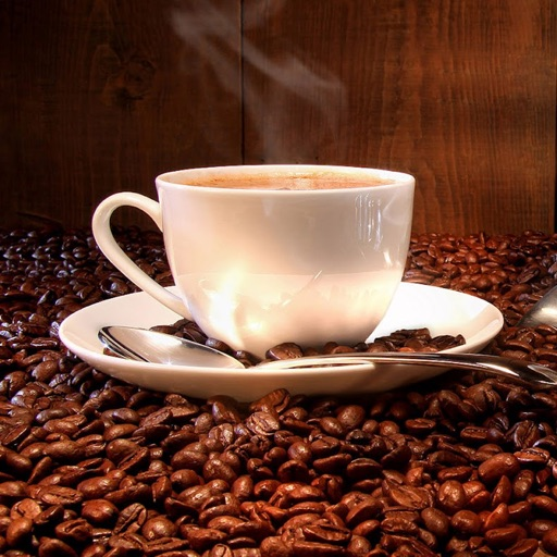 Coffee Wallpapers HD - Cappuccino Images for Free icon