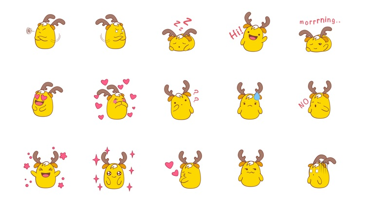 Chip - The Reindeer Wannabe