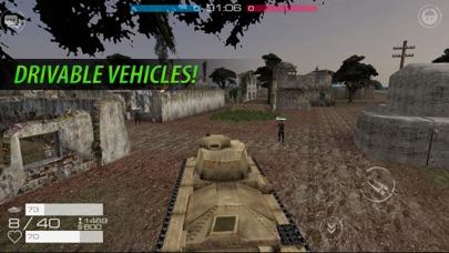 Vanguard Online - WW2スクリーンショット2
