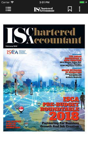 ISCA Journal on the App Store