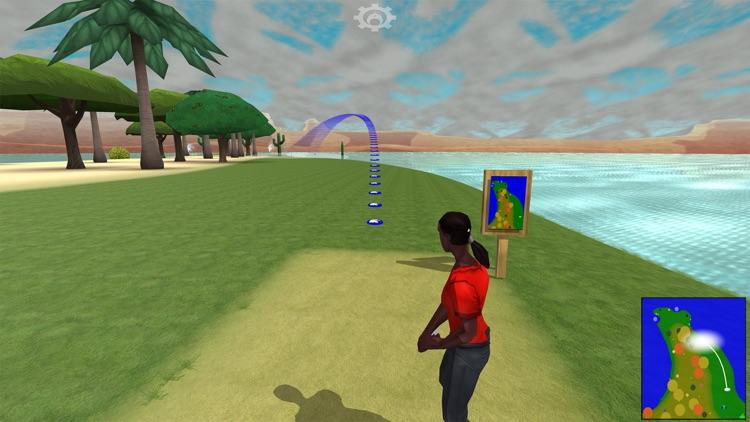 Total Disc Golf screenshot-3