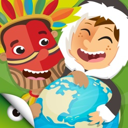 Kids World Cultures – Educational Games for Travel