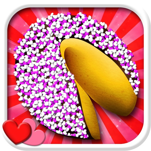 Valentine's Day Fortune Cookies Daily Lucky Cookie