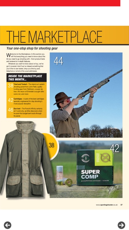 Sporting Shooter Magazine screenshot-4