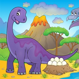 Coloring Books Dinosaurs