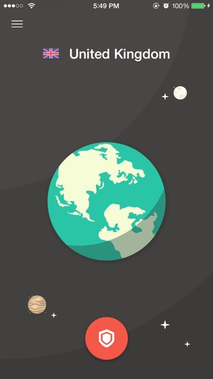 VPN Proxy Master - Unlimited WiFi security VPN app image