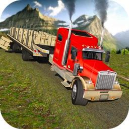 Cargo Truck Drive Hillup