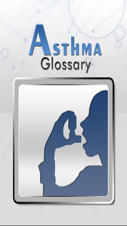 Asthma Glossary screenshot-0