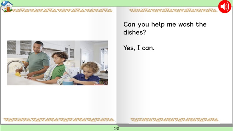 Kindergarten Phonic Reading Short Stories for kids screenshot-2