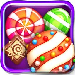 Sweet Candy Match Adventure
