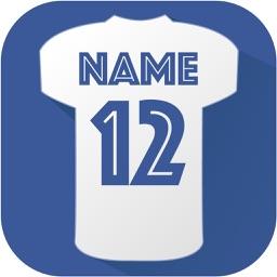 American Football Jersey Maker