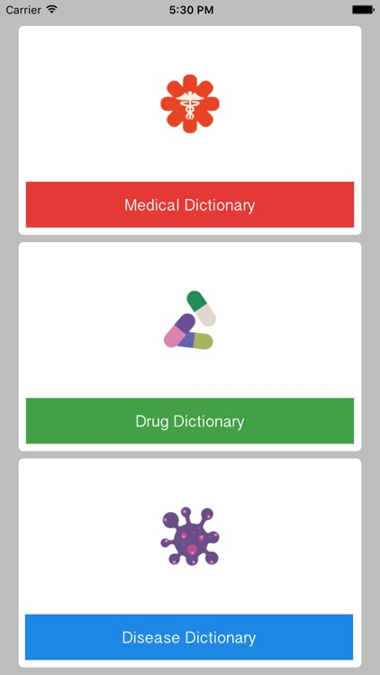 Learn Drug, Medical Dictionary