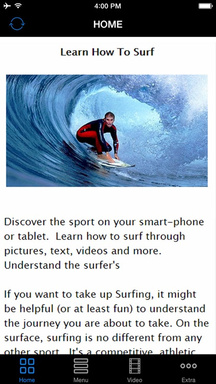 How to Surf Guide 4 Beginners screenshot-0