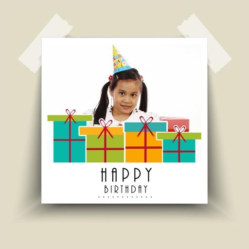 Latest Best Birthday Greeting Cards Photo Editor
