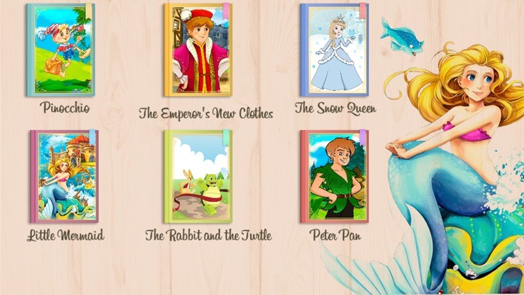 Classic bedtime stories for children 3 screenshot-3