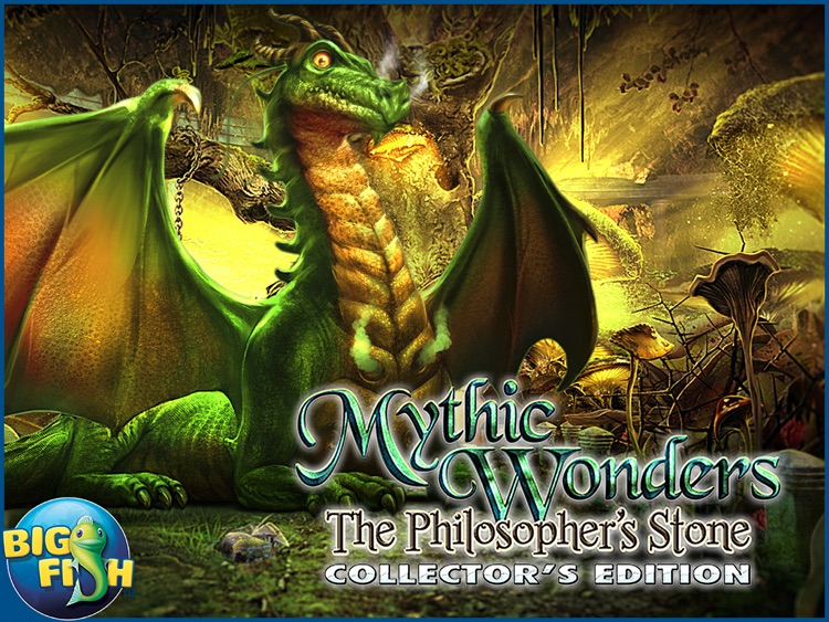 Mythic Wonders: The Philosopher's Stone HD - A Magical Hidden Object Mystery (Full) screenshot-4