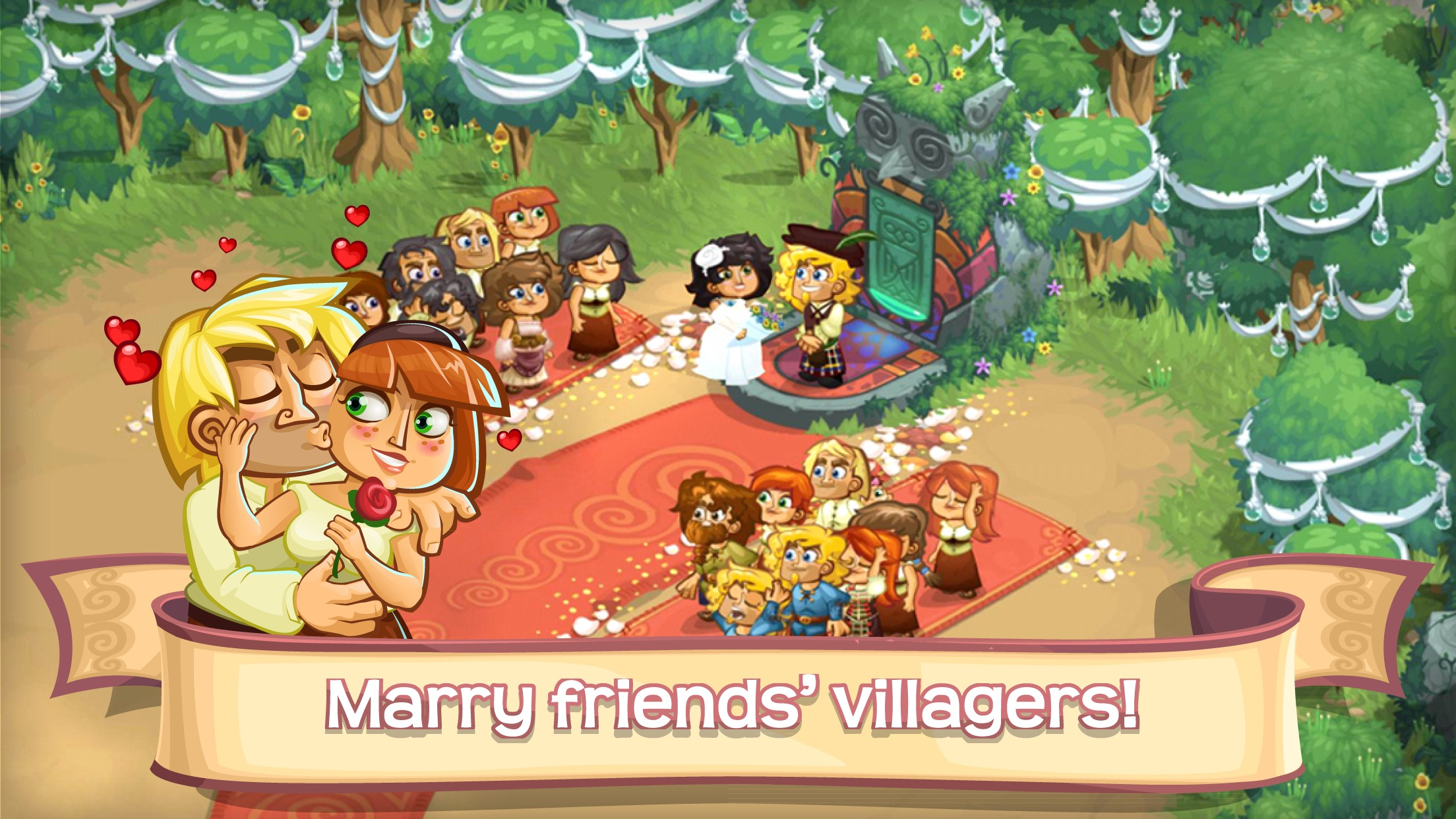 Village Life: Love, Marriage and Babies Screenshot
