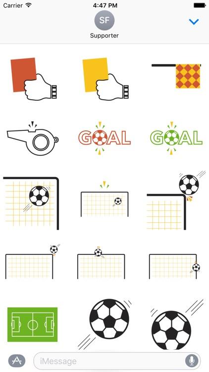 Football Stickers (Soccer) screenshot-3