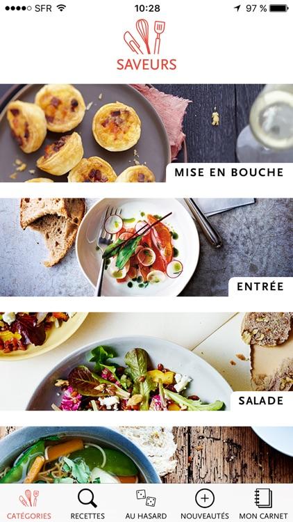 Saveurs, plus de 3000 recettes inratables, gourmandes et raffinées