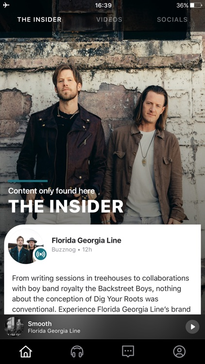 Florida Georgia Line - Official App