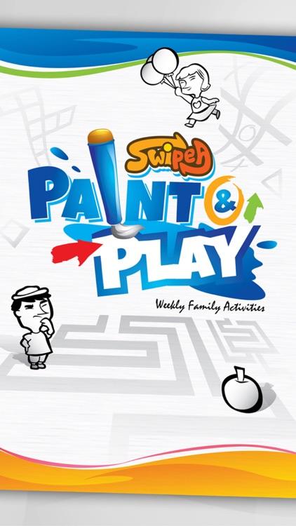 Kids Paint & Play, Coloring Book & DIY Brushes screenshot-4