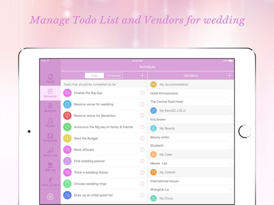 wedding tracker pro wedding countdown todo list app price drops