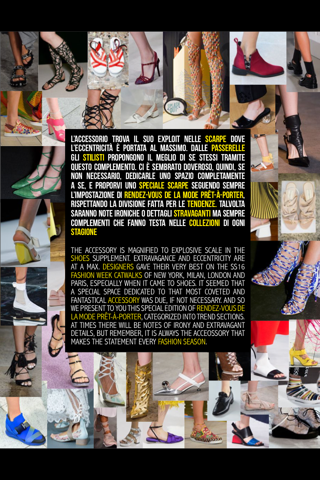RV de la Mode Shoes screenshot 3