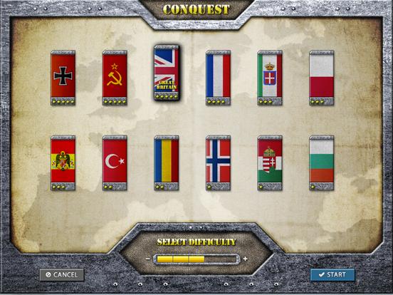 Скачать игру European War 2 for iPad