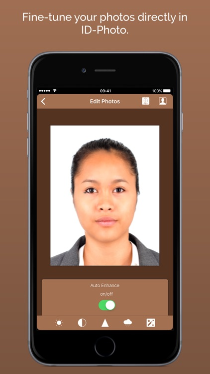 ID Photo - Passport Photos
