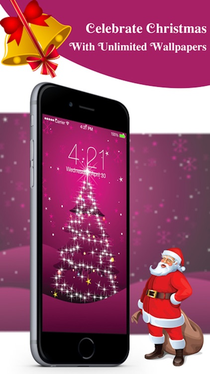 Christmas Live Wallpapers & Animated Backgrounds screenshot-4