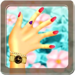 Hand Spa Fashion Fever! - A Manicure & Nail Art Salon Game FREE