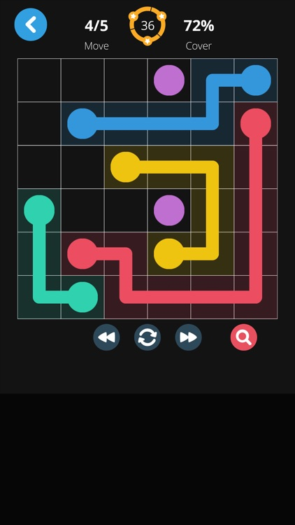 Draw Line Mania King Puzzle screenshot-4
