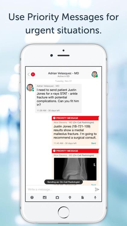 TigerText Secure Messaging for Business screenshot-3