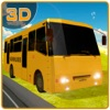School Trip Bus Simulator – Crazy driving & parking simulation game