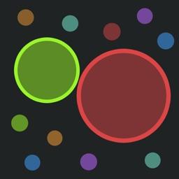 Hungry Dot: Super Kingdom of Flip Heroes.io Dash