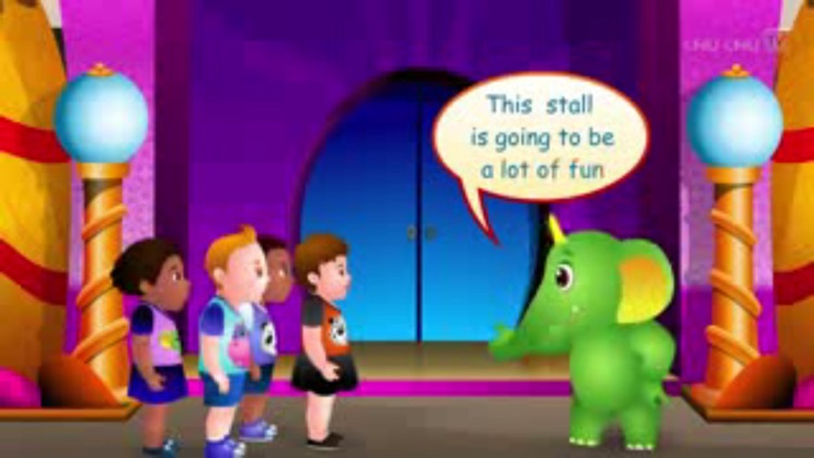 kids song(nursery rhymes)-learning videos screenshot-3