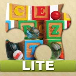 Bright Puzzles: Toys Lite