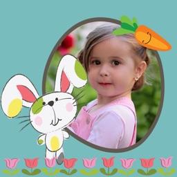Bunny Photo Frames