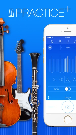 Practice+ Tuner & Metronome on the App Store