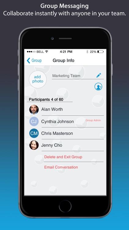 TeleMessage Messenger screenshot-3