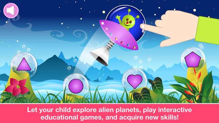 Preschool & kindergarten all in one learning games screenshot-3
