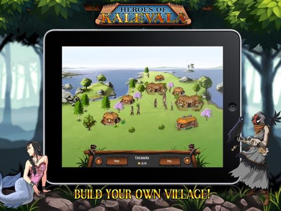 Heroes of Kalevala для iPad