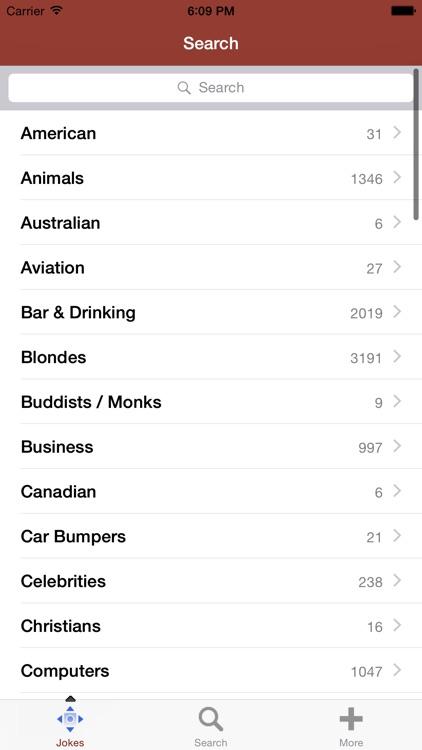 31,000 Jokes, Funny Stories and Humor screenshot-3