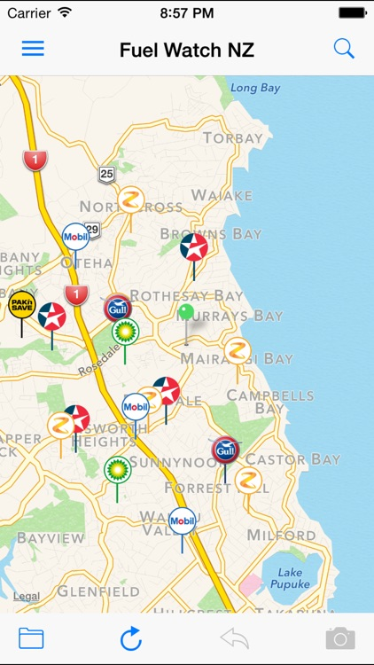 Fuel Watch New Zealand