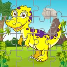 Activities of Dinosaur Jigsaw Puzzle Toddler Kids Dino Game Free