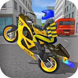 Night Fast Motorcycle RideCITY