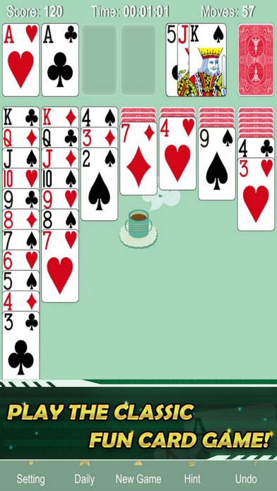 Brain Card Play - Solitaire screenshot 2